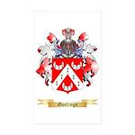 Goslings Sticker (Rectangle 50 pk)