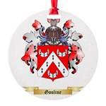 Gosline Round Ornament