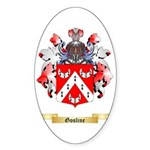 Gosline Sticker (Oval 50 pk)