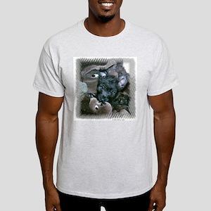 Cairn Terrier Ash Grey T-Shirt