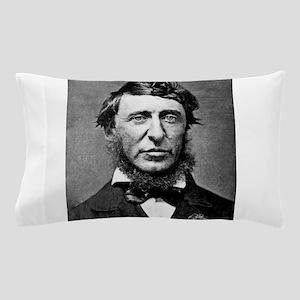 henry david thoreau Pillow Case
