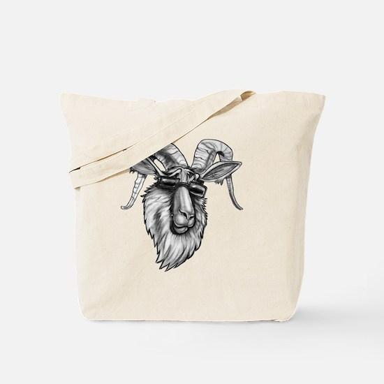 Alpha Goat 200 Tote Bag