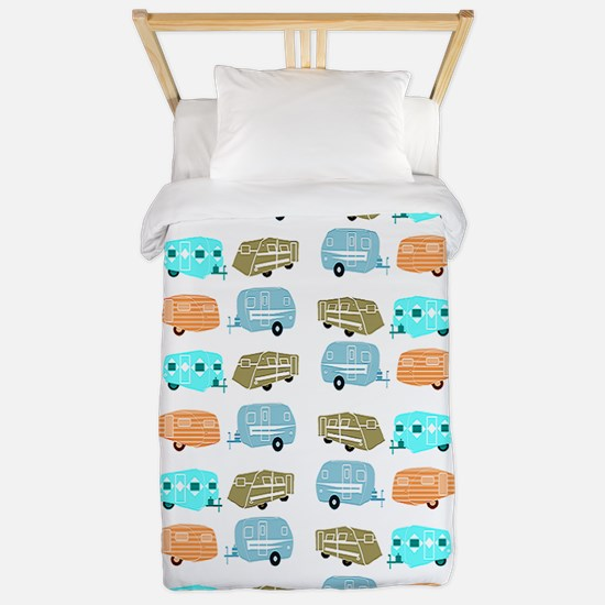 Rambling RVs Twin Duvet