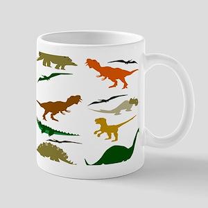 Dinosauria Mugs