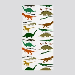 Dinosauria Beach Towel