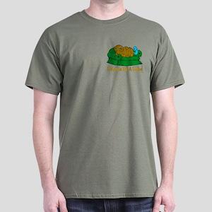 Funny Hanukkah Latke Dark T-Shirt