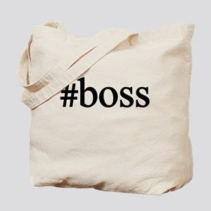 #boss Tote Bag