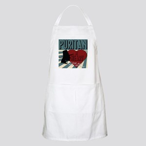 A Puritan at Heart Apron