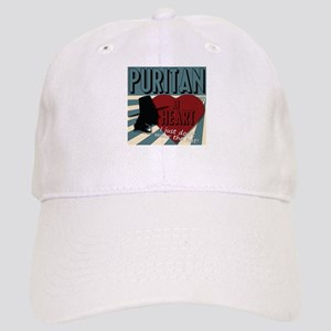 A Puritan at Heart Baseball Cap