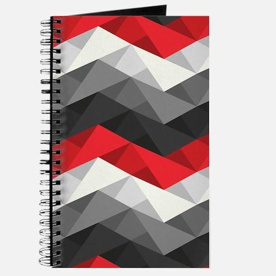 Abstract Chevron Journal