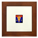 Tuohy Sept. Framed Tile