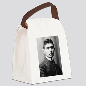 franz kafka Canvas Lunch Bag
