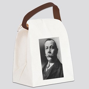 arthur conan doyle Canvas Lunch Bag