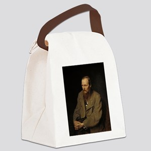 dostoyevsky Canvas Lunch Bag