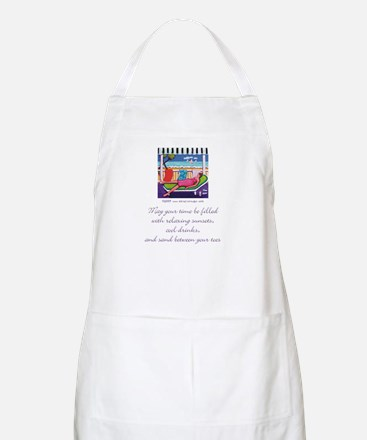 Sand Between your Toes BBQ Apron