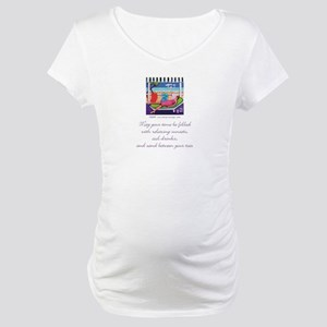 Sand Between your Toes Maternity T-Shirt