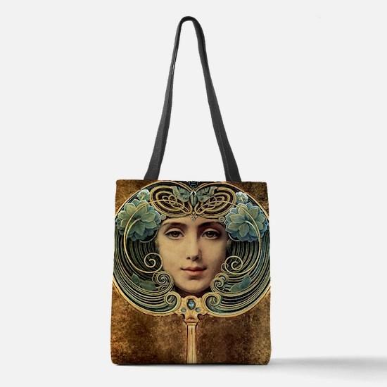 Art Decor Giclee Polyester Tote Bag