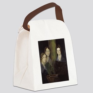 emily bronte Canvas Lunch Bag