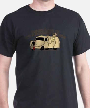 Dumb And Dumber Shaggin Wagon T-Shirt