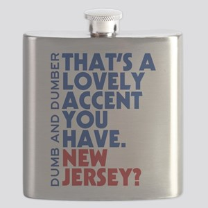 Lovely Accent Dumb And Dumber Flask