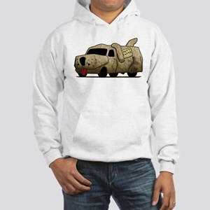 Vintage Mutt Cutts Van Dumb And Dumber Hoodie