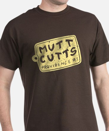 Mutt Cutts Dumb And Dumber T-Shirt