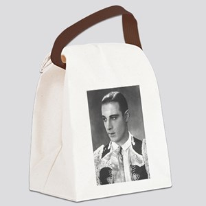 rudolph valentino Canvas Lunch Bag