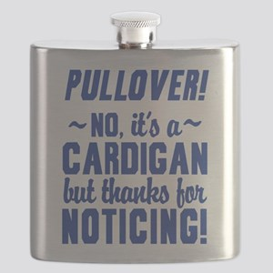 Its A Cardigan Dumb And Dumber Flask