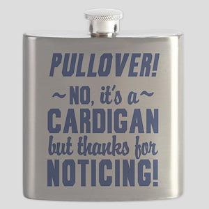 Its A Cardigan Dumb And Dumber Flask
