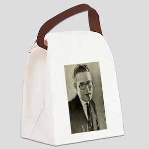 harold lloyd Canvas Lunch Bag
