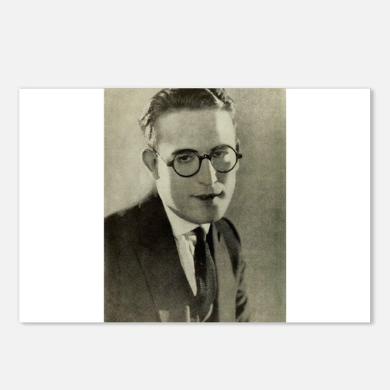 harold lloyd Postcards (Package of 8)