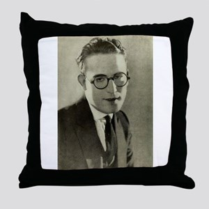 harold lloyd Throw Pillow