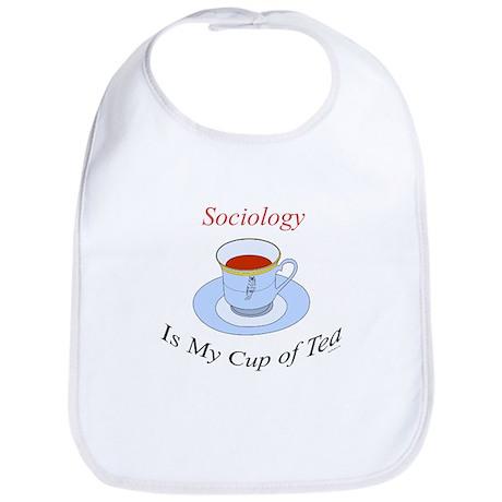 Sociology is my cup of tea Bib