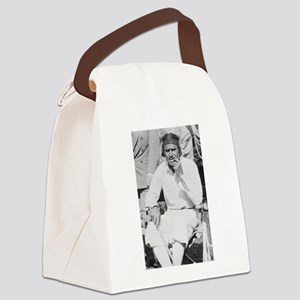 douglas fairbanks Canvas Lunch Bag