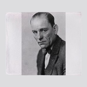 lon chaney Throw Blanket