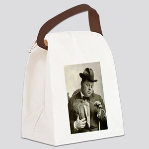 fatty arbuckle Canvas Lunch Bag