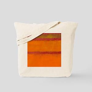 ROTHKO IN RED ORANGE Tote Bag