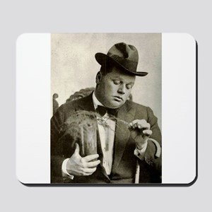 fatty arbuckle Mousepad