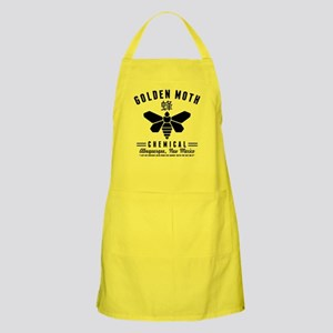 Golden Moth Chemical Breaking Bad Apron