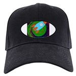Rocket Green Baseball Hat