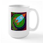 Rocket Green Mugs