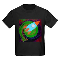 Rocket Green T-Shirt