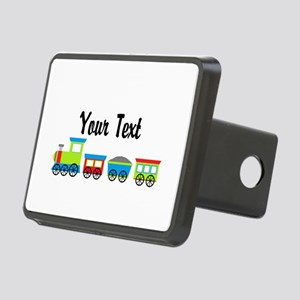 Personalizable Choo Choo Train Hitch Cover