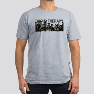 Group Therapy Reformers Men's Fitted Tee T-Shirt