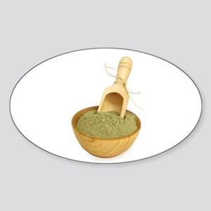 Scoop of Kratom Sticker