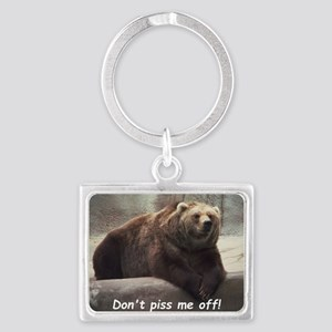 Don't Piss Me Off! Keychains