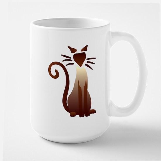 Sleek Sam Large Mug
