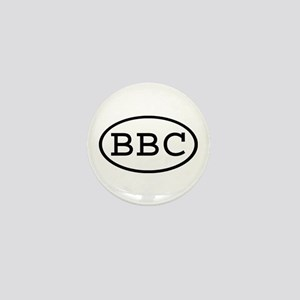 BBC Oval Mini Button