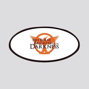 Fire Burns Brightest in the Darkness Patches
