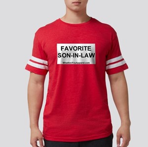 FAVORITE SON IN LAW.PNG T-Shirt